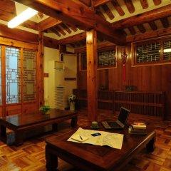Отель Sitong Hanok Guesthouse Jongno комната для гостей фото 3
