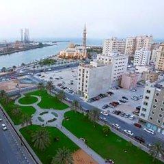 Al Hamra Hotel пляж