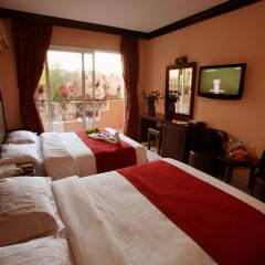 Отель Imperial Holiday Hôtel & spa Марокко, Марракеш - отзывы, цены и фото номеров - забронировать отель Imperial Holiday Hôtel & spa онлайн комната для гостей фото 5