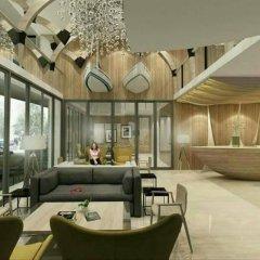 Worita Cove Hotel На Чом Тхиан интерьер отеля