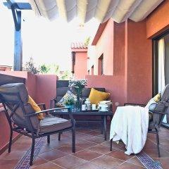 Отель Apartamento Samira. Costa Tropical балкон