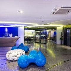 Отель Blue Boat Design Hotel Таиланд, Паттайя - отзывы, цены и фото номеров - забронировать отель Blue Boat Design Hotel онлайн фитнесс-зал фото 3
