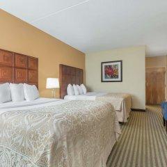 Отель Ramada by Wyndham Columbus Polaris комната для гостей фото 4