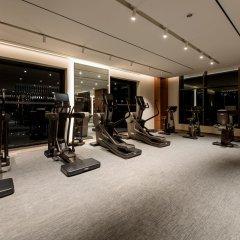 Отель Paradise City фитнесс-зал фото 3