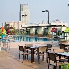 Sheraton Guangzhou Hotel бассейн