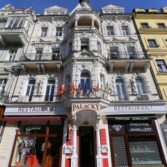 Отель Palacky Чехия, Карловы Вары - 1 отзыв об отеле, цены и фото номеров - забронировать отель Palacky онлайн спортивное сооружение