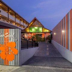 Отель Kata Silver Sand Hotel Таиланд, Пхукет - отзывы, цены и фото номеров - забронировать отель Kata Silver Sand Hotel онлайн парковка