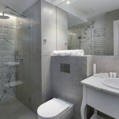 Отель Lavoo Boutique Apartments Польша, Гданьск - отзывы, цены и фото номеров - забронировать отель Lavoo Boutique Apartments онлайн ванная