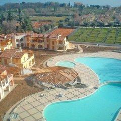 Отель Manerba Del Garda Resort Монига-дель-Гарда с домашними животными