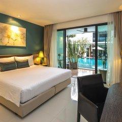 Отель The Pago Design Hotel Phuket Таиланд, Пхукет - отзывы, цены и фото номеров - забронировать отель The Pago Design Hotel Phuket онлайн комната для гостей