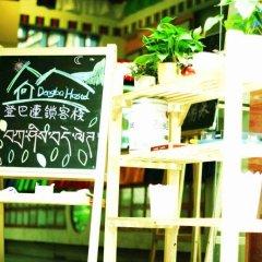Dengba Hostel Chengdu Branch балкон
