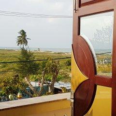 Отель An Bang Beach Nature Homestay балкон