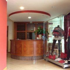 Hotel Apogeo интерьер отеля