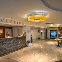 Отель Best Western Premier Thracia Hotel Болгария, София - 2 отзыва об отеле, цены и фото номеров - забронировать отель Best Western Premier Thracia Hotel онлайн интерьер отеля фото 2