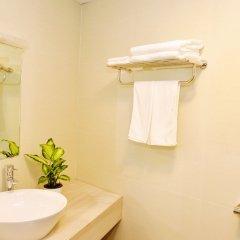 Апартаменты Blue Home Serviced Apartment Hanoi ванная фото 2
