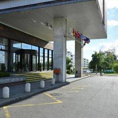 Hotel Olympik парковка
