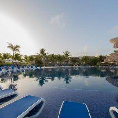 Отель Grand Memories Punta Cana - All Inclusive Доминикана, Пунта Кана - отзывы, цены и фото номеров - забронировать отель Grand Memories Punta Cana - All Inclusive онлайн бассейн фото 3