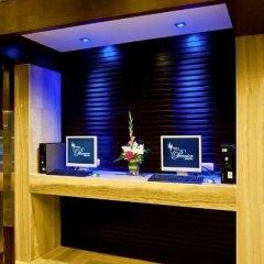 FX Hotel Metrolink Makkasan интерьер отеля фото 2