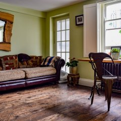 Отель Stylish 1 Bedroom Flat With A Beautiful Garden Лондон фото 9