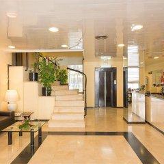 Отель Aparthotel Bertran Испания, Барселона - отзывы, цены и фото номеров - забронировать отель Aparthotel Bertran онлайн интерьер отеля фото 3