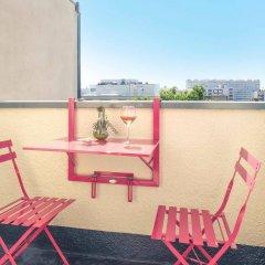 Hotel Mercure Paris Malakoff Parc des Expositions балкон