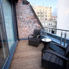 Heywood House Hotel балкон