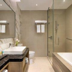 Отель Hyatt Place Shanghai Hongqiao CBD Китай, Шанхай - отзывы, цены и фото номеров - забронировать отель Hyatt Place Shanghai Hongqiao CBD онлайн ванная фото 2