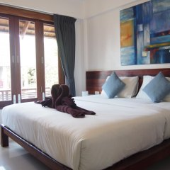 Отель Sairee Cottage Resort комната для гостей