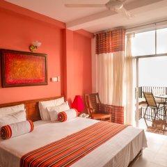 Отель Villa Baywatch Rumassala Шри-Ланка, Унаватуна - отзывы, цены и фото номеров - забронировать отель Villa Baywatch Rumassala онлайн комната для гостей