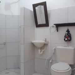 Отель Aguamarinha Pousada ванная
