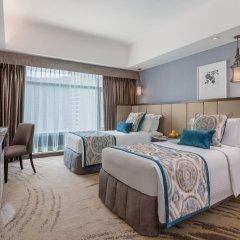 Отель Ascott Makati Филиппины, Макати - отзывы, цены и фото номеров - забронировать отель Ascott Makati онлайн комната для гостей фото 5