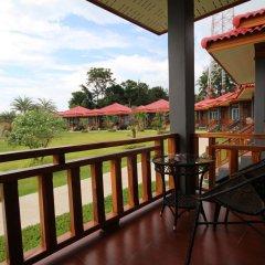 Отель Lanta Lapaya Resort Ланта балкон