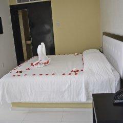 Отель Cache Hotel Boutique - Только для взрослых Мексика, Плая-дель-Кармен - отзывы, цены и фото номеров - забронировать отель Cache Hotel Boutique - Только для взрослых онлайн сейф в номере