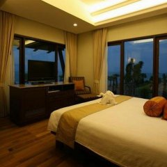Отель Ravindra Beach Resort And Spa комната для гостей фото 9