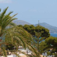 Отель JS Alcudi Mar пляж