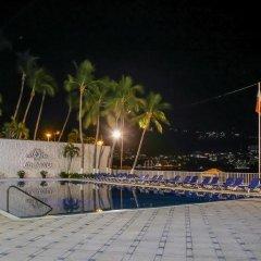 Hotel Elcano Acapulco Акапулько бассейн фото 3