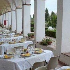 Отель Casa Madonna Del Rifugio Синалунга питание