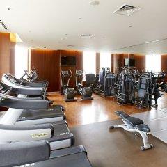 Отель Hyatt Regency Tokyo Токио фитнесс-зал фото 3