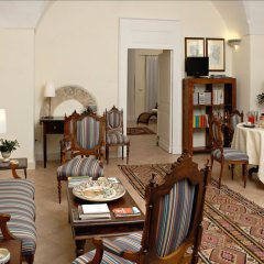 Отель B&B Palazzo Bernardini Лечче комната для гостей