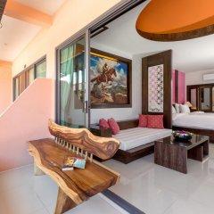 Отель Naina Resort & Spa 4* Номер категории Премиум с различными типами кроватей фото 4