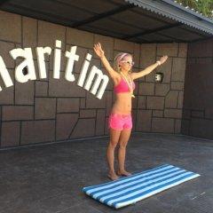 Sun Maritim Hotel Турция, Аланья - 1 отзыв об отеле, цены и фото номеров - забронировать отель Sun Maritim Hotel онлайн фитнесс-зал фото 2