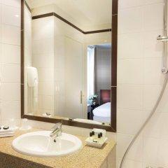 Отель Elysées Union Франция, Париж - 8 отзывов об отеле, цены и фото номеров - забронировать отель Elysées Union онлайн ванная фото 2
