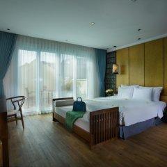 Отель Meracus Hotel Вьетнам, Ханой - отзывы, цены и фото номеров - забронировать отель Meracus Hotel онлайн комната для гостей