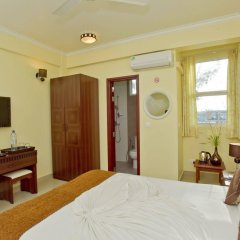 Отель Crystal Beach Inn Мале комната для гостей фото 2