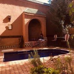 Отель Le Sauvage Noble Марокко, Загора - отзывы, цены и фото номеров - забронировать отель Le Sauvage Noble онлайн бассейн