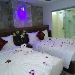 Отель Dubai Nha Trang Hotel Вьетнам, Нячанг - отзывы, цены и фото номеров - забронировать отель Dubai Nha Trang Hotel онлайн комната для гостей фото 5