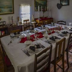 Отель Kromrivier Farm Stays питание