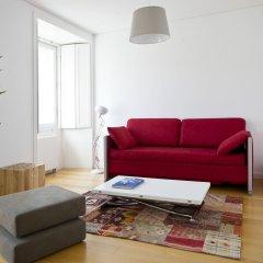 Отель Chiado 69 Apartments Португалия, Лиссабон - отзывы, цены и фото номеров - забронировать отель Chiado 69 Apartments онлайн комната для гостей фото 3