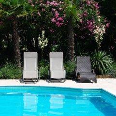 Отель Villa Schindler Манерба-дель-Гарда бассейн фото 2