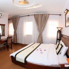 Отель Ocean Star Hotel Вьетнам, Вунгтау - отзывы, цены и фото номеров - забронировать отель Ocean Star Hotel онлайн комната для гостей фото 5